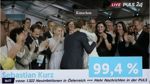 BK Kurz mit N.Ö Mikl Leitner